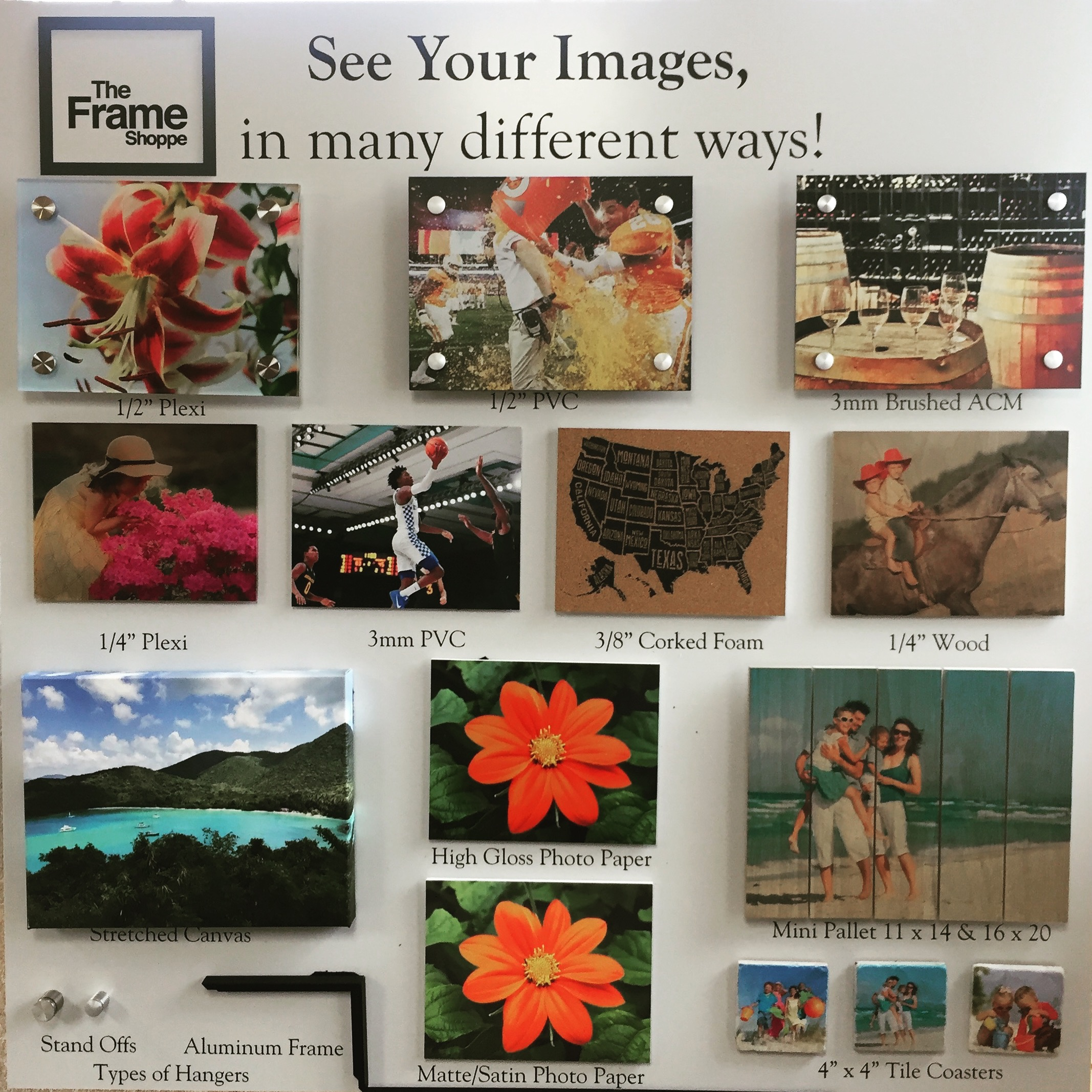 Gallery - The Frame Shoppe in Anderson